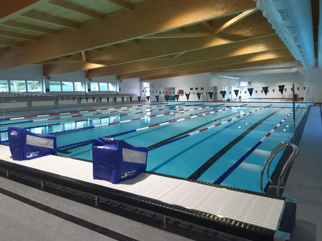 Nuova piscina Seriate