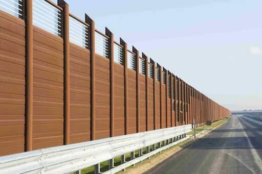 Barriere fono assorbenti
