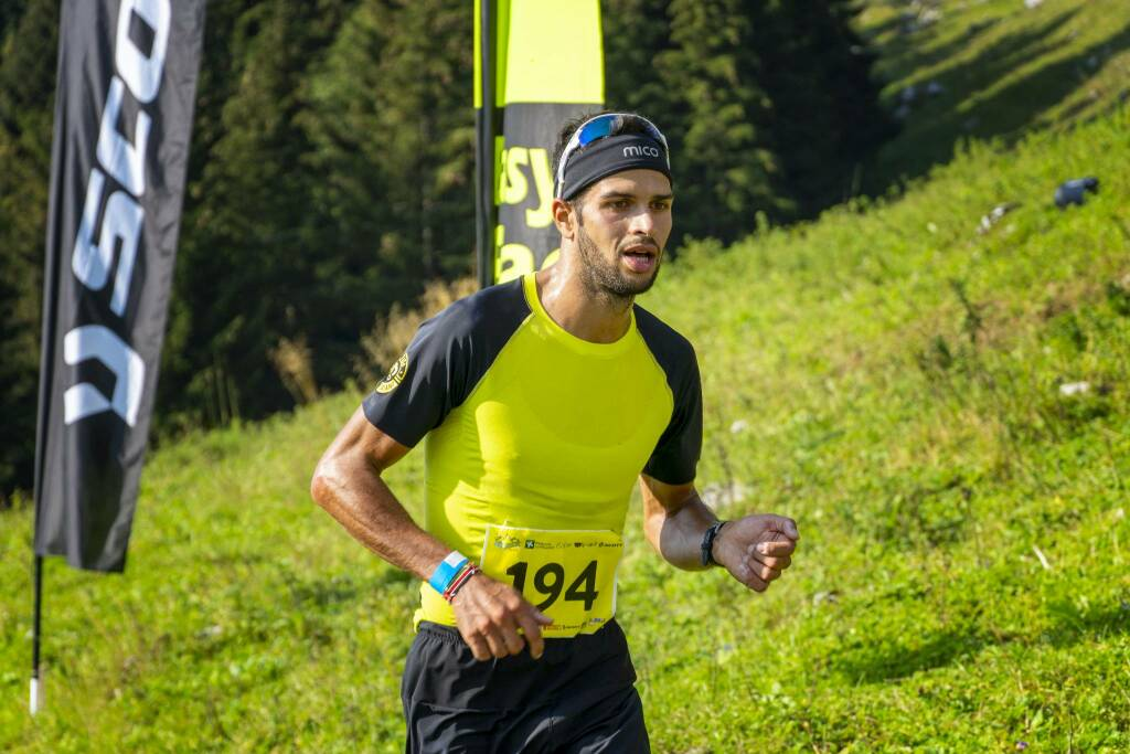 Iacopo Brasi - Valzurio Trail 2020