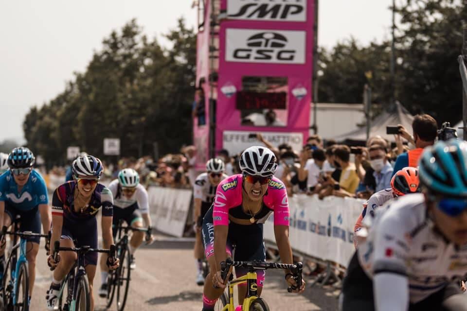 Ilaria Sanguineti - Giro Rosa 2020