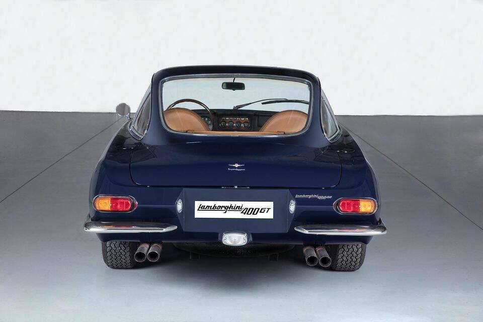 Lamborghini alla Milano Auto Classica