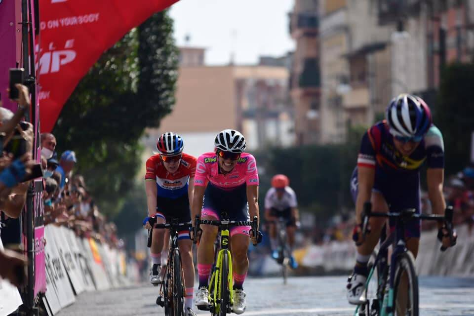 Marta Cavalli - Giro Rosa 2020