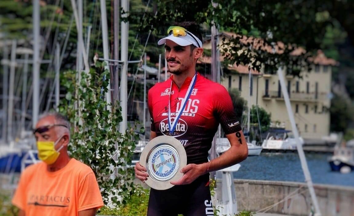 Michele Sarzilla - Triathlon Sprint Città di Valmadrera 2020