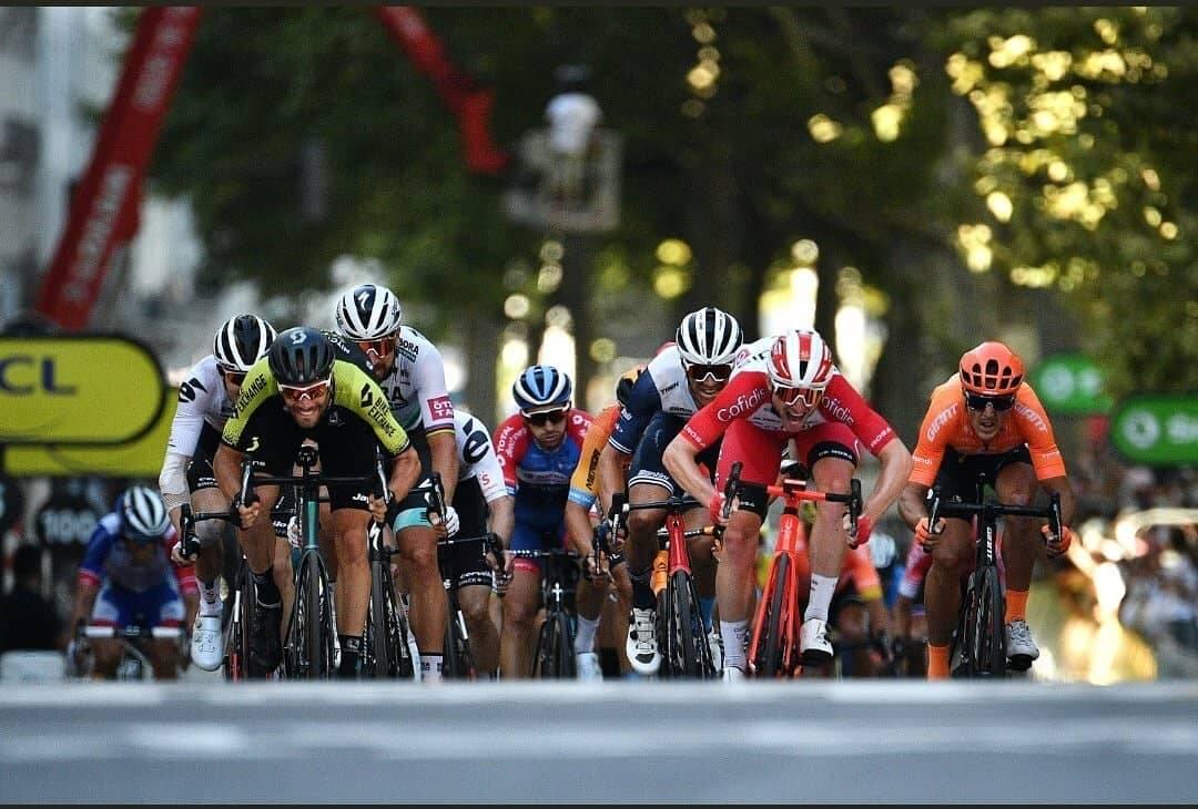 Simone Consonni - Tour de France 2020