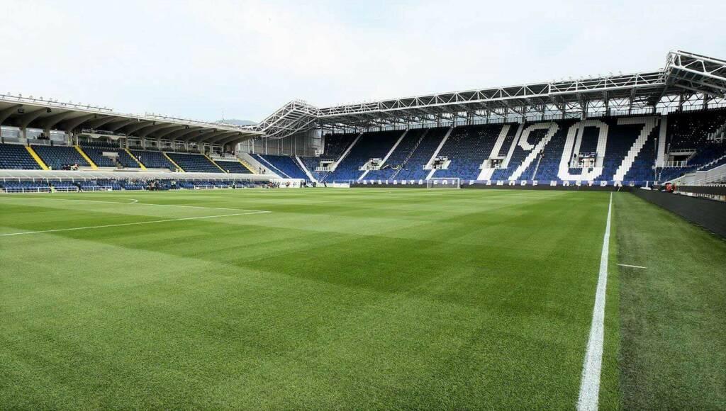 Stadium tifosi