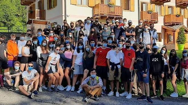 studenti dei Salesiani