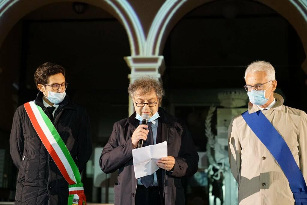 A Giovanni Licini la benemerenza di Scanzo e della Provincia