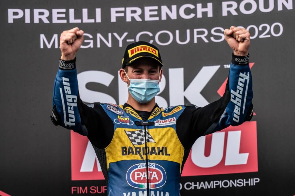 Andrea Locatelli - Gran Premio di Francia 2020