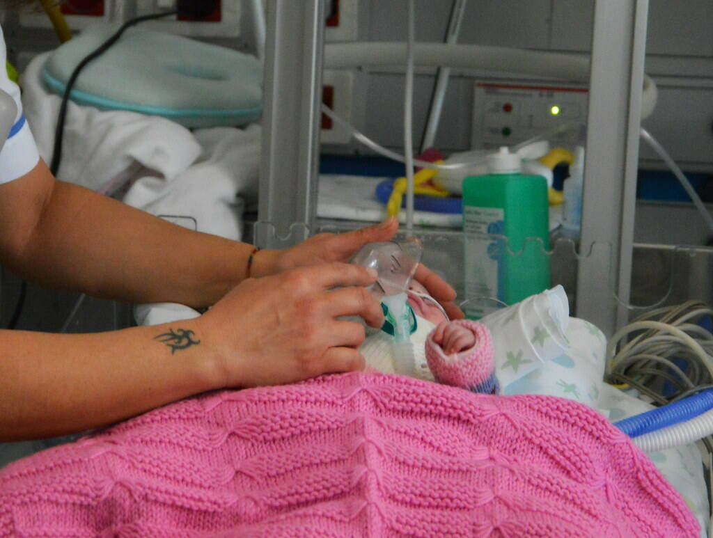 bambino ospedale (Foto Picasa da Flickr)