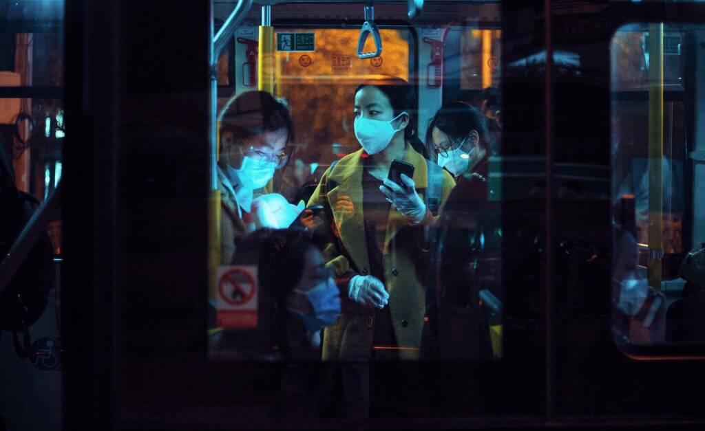 Bus affollato (Foto di zydeaosika da Pexels)