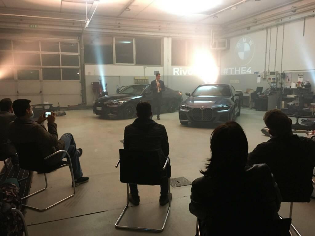 Da Rivoltella presentata in sicurezza la nuova BMW THE 4