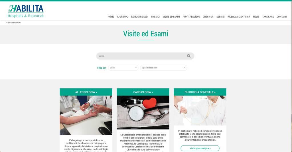 È online il nuovo sito di Habilita