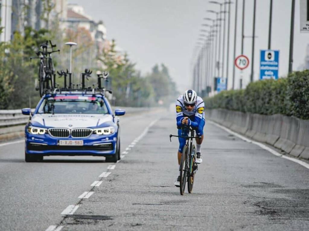 Fausto Masnada - Giro d'Italia 2020