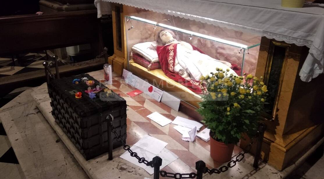 Letterine Santa Lucia