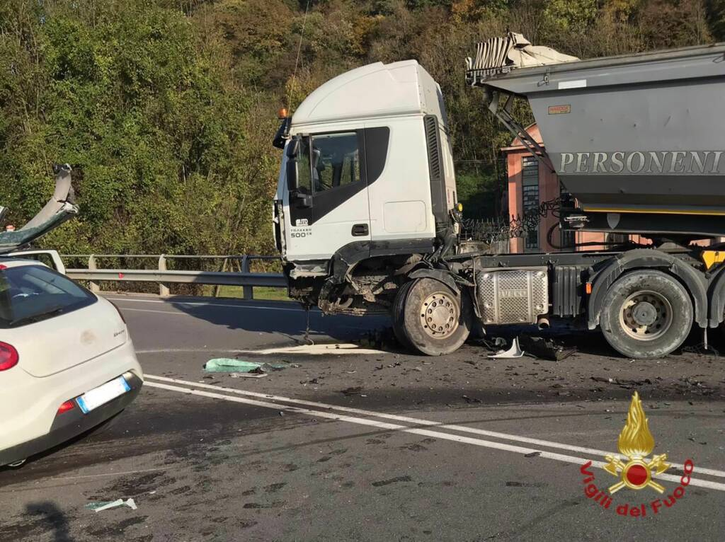 Incidente Val Gandino