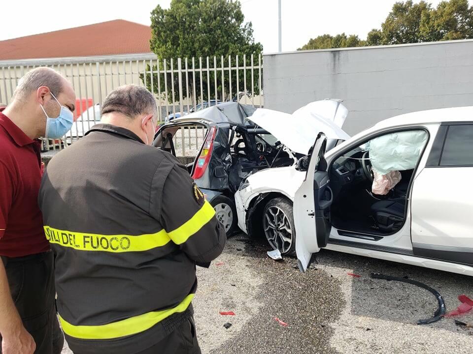 Incidente Treviglio