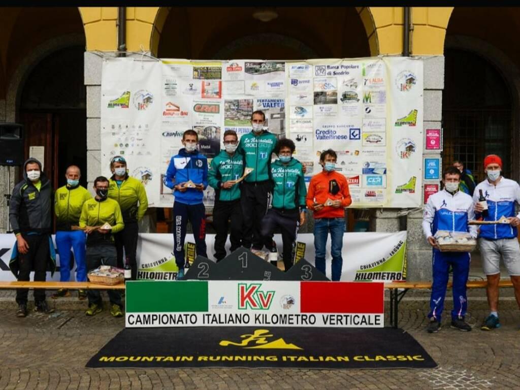 La Recastello - Campionato Italiano Chilometro Verticale 2020