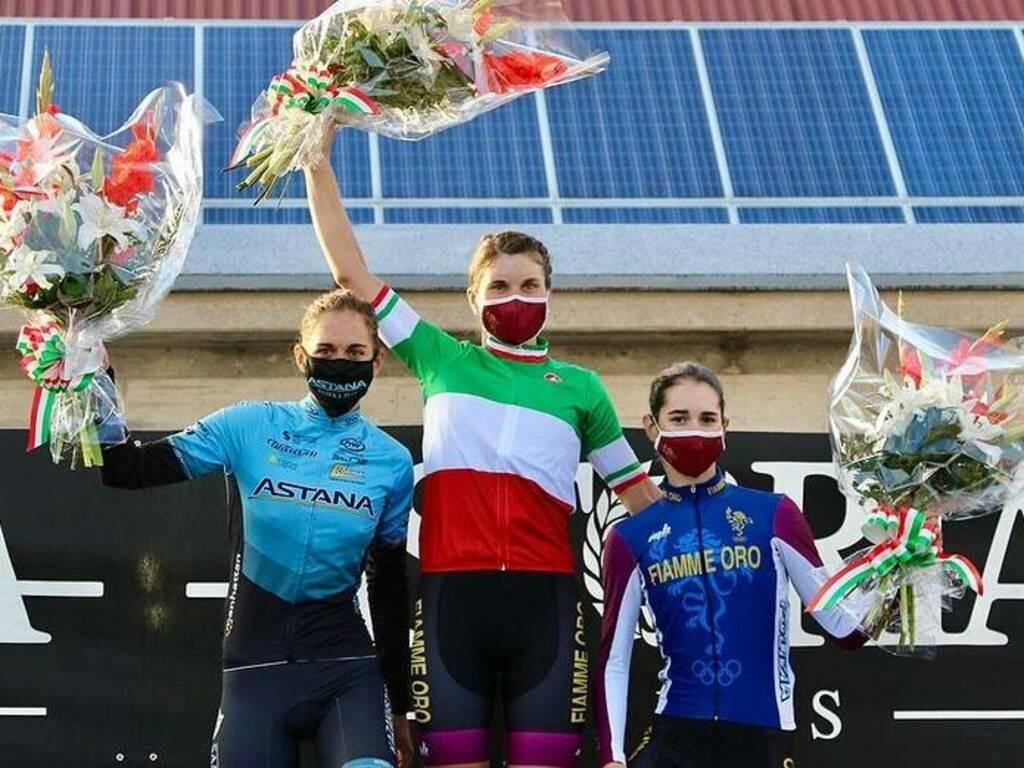 Marta Cavalli - Campionato Italiano Ciclismo Femminile 2020