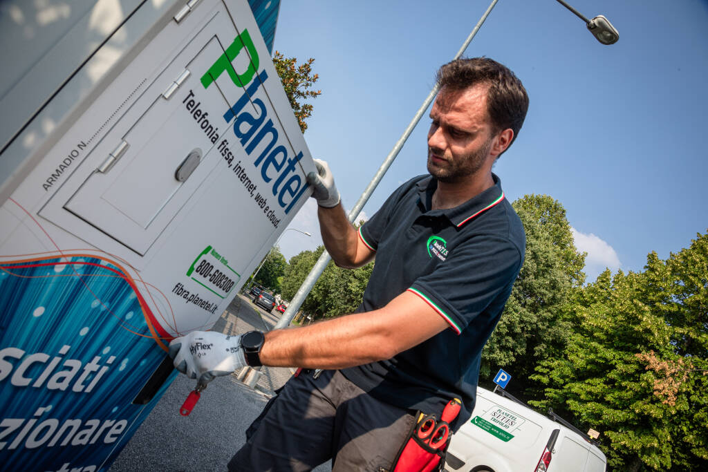 Planetel firma l'infrastruttura digitale per il nuovo distretto dell'industria a Treviglio