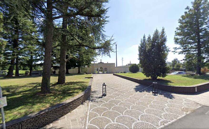ranica ingresso cimitero
