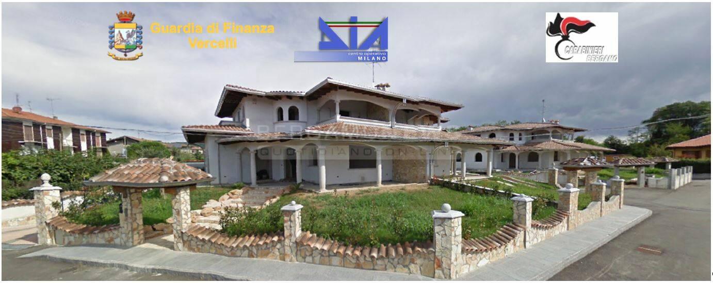Villa sequestrata rom