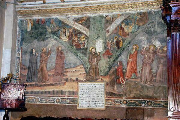 Albero della Vita - Basilica di Santa Maria Maggiore