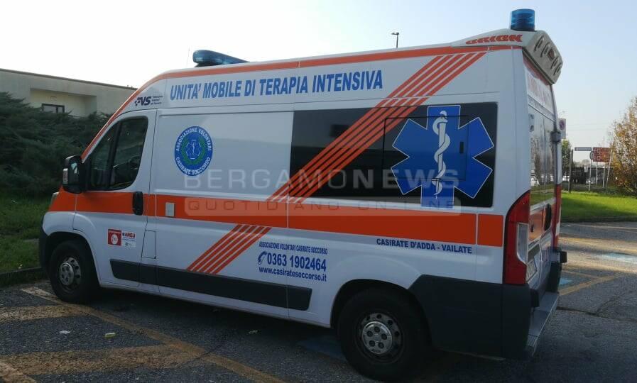 ambulanza bassa treviglio nostra