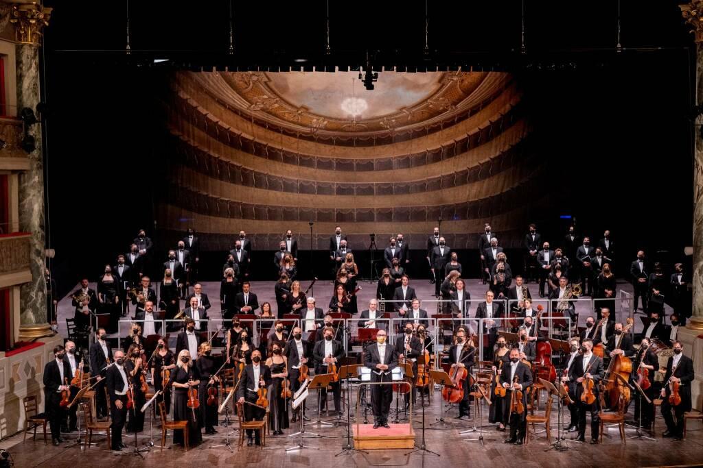 """""""Belisario"""" al Donizetti Opera"""