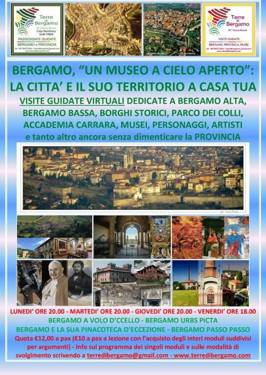 Bergamo, un museo a cielo aperto