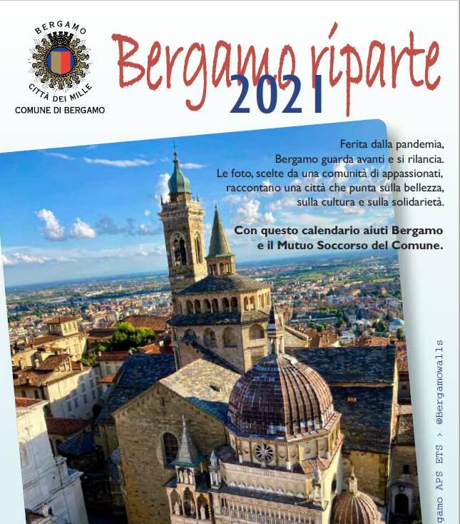 Calendario Bizantino 2021 In vendita il calendario solidale con le foto di Bergamo: dove