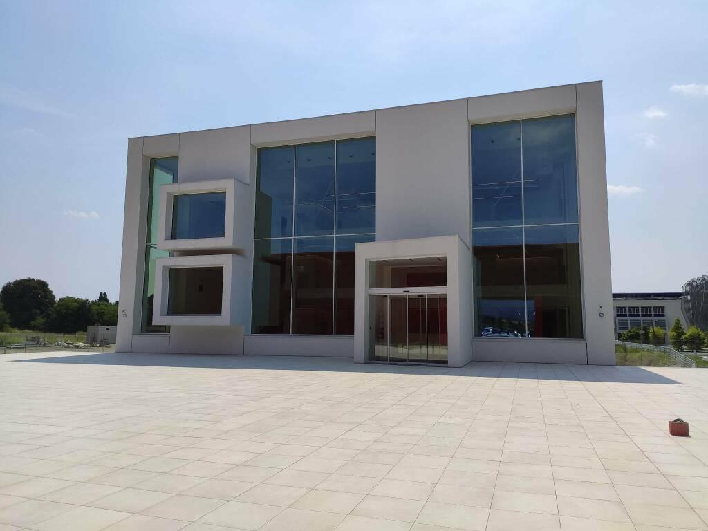 Confindustria - sede di Bergamo al Kilometro Rosso - foto Davide