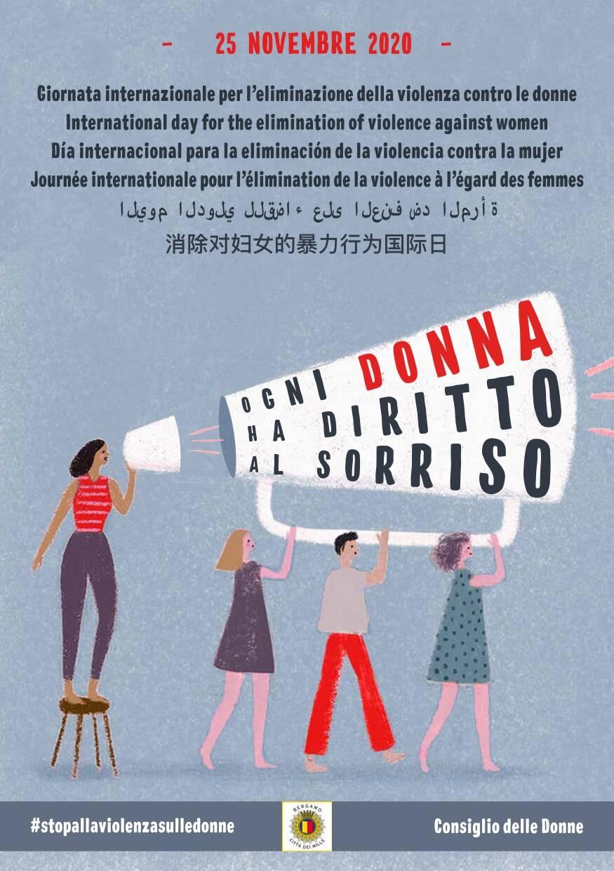 Consiglio delle donne 25 novembre