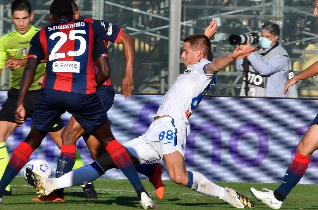 Crotone-Atalanta 1-2