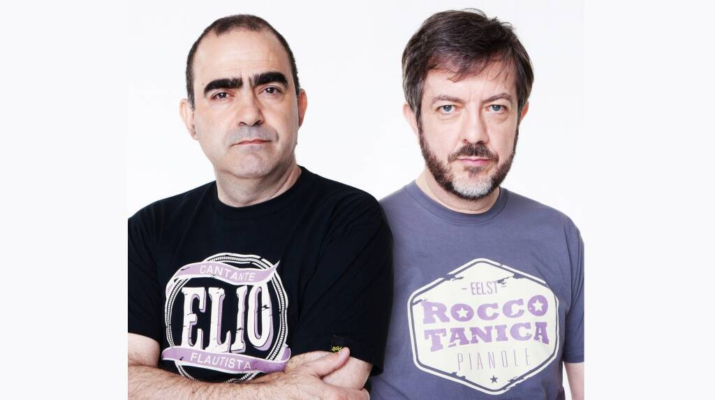 Elio e Rocco Tanica