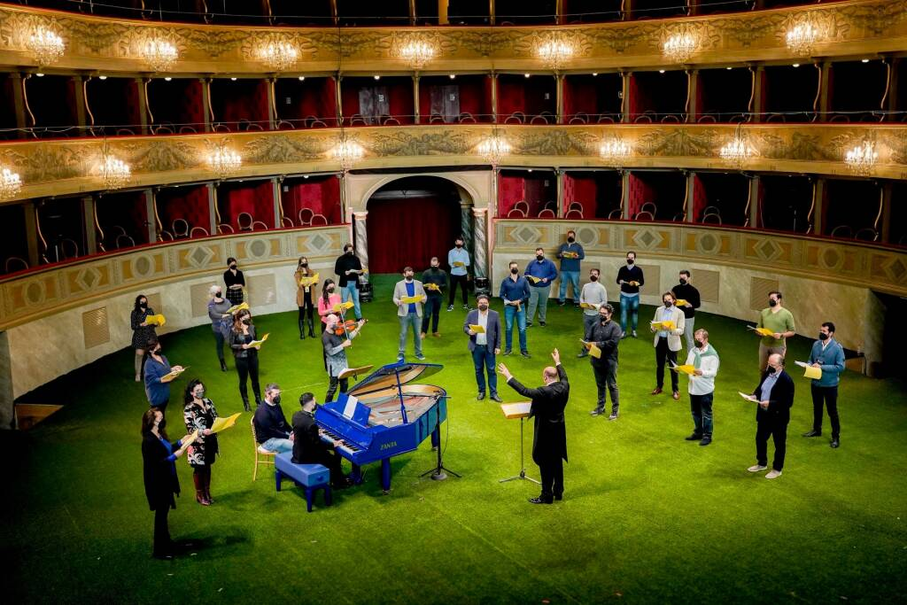 donizetti opera 2020 (foto Gianfranco Rota)