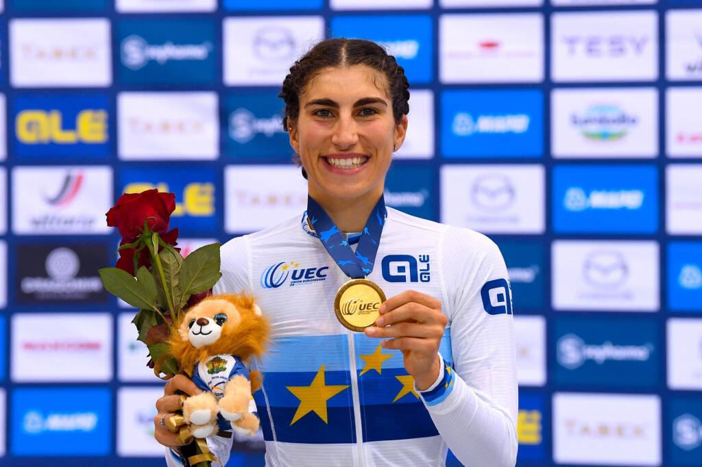Elisa Balsamo - Campionati Europei 2020