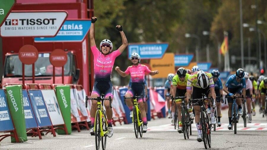Elisa Balsamo - Challenge by Vuelta 2020