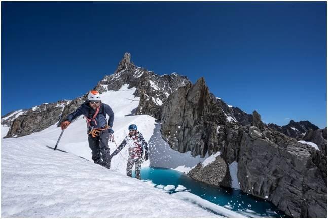 essere guida alpina