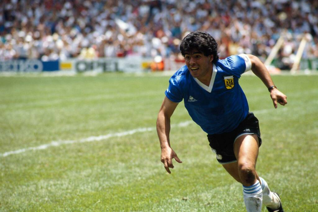 Maradona (Getty)