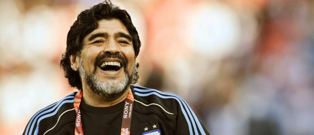 Maradona straordinaria
