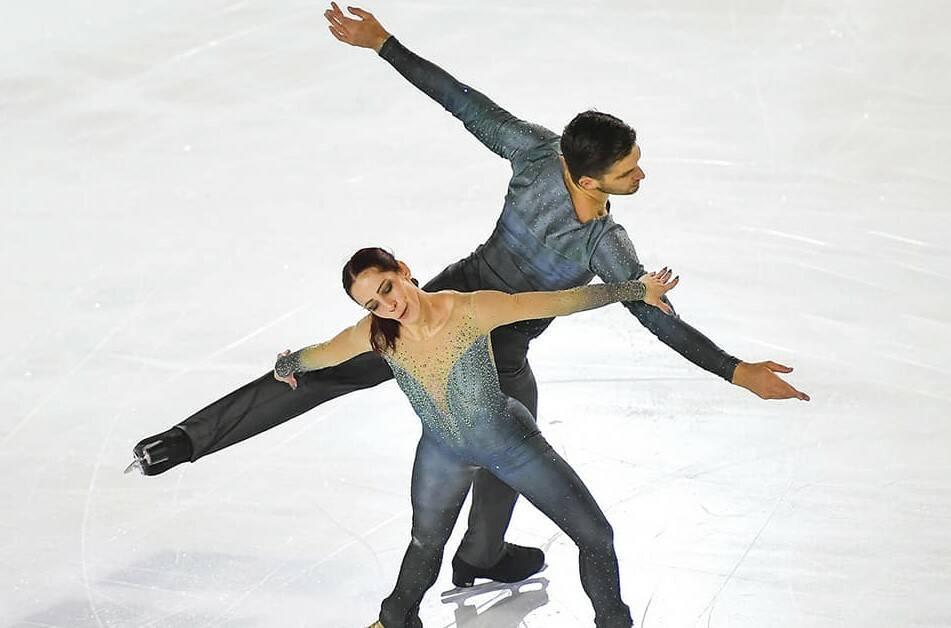 Nicole Della Monica e Matteo Guarise - Gran Premio Italia 2020