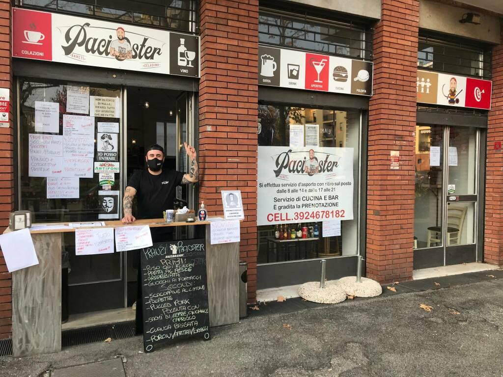 PaciOster, a Celadina rivive il Bar Sport