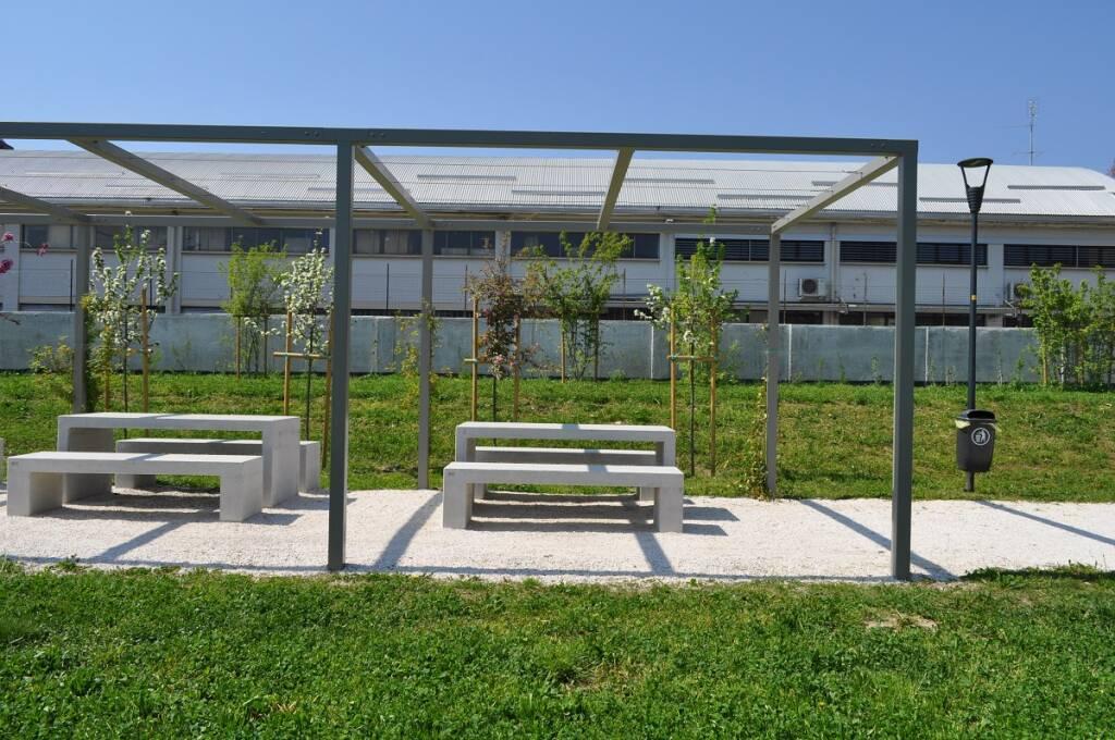 parco giardino pubblico di Via Mascagni