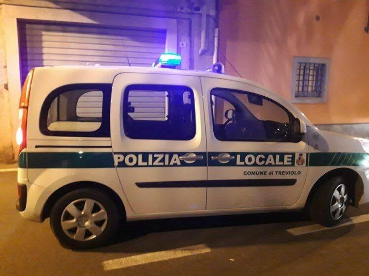 polizia locale treviolo