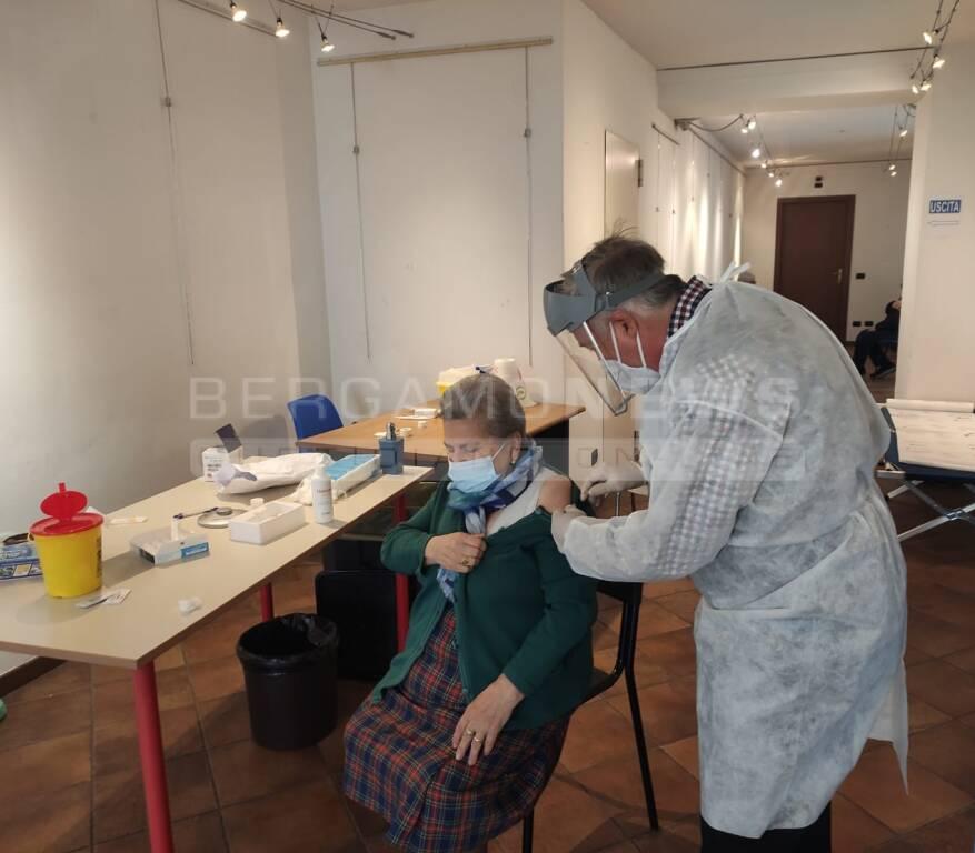 sedi vaccinali comune di bergamo
