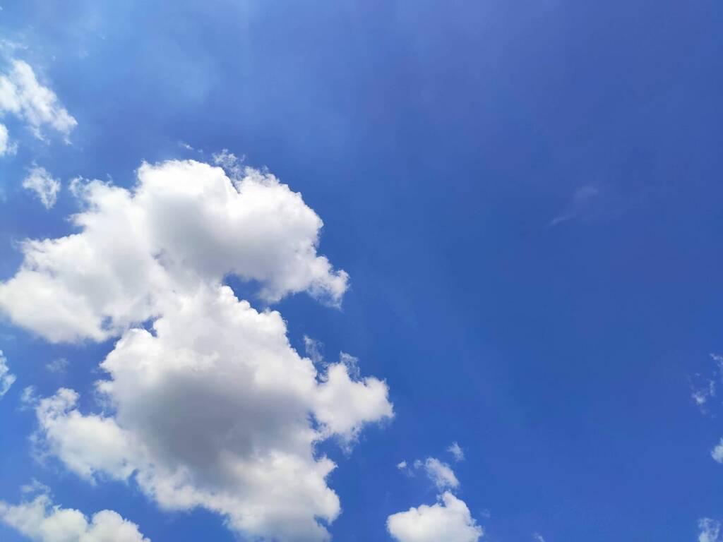 soleggiato bel tempo - foto Davide