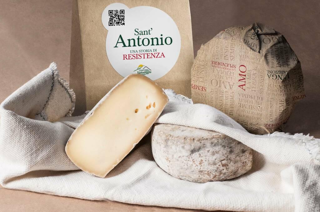Val Taleggio, la filiera lattiero-casearia resiste grazie all'e-commerce