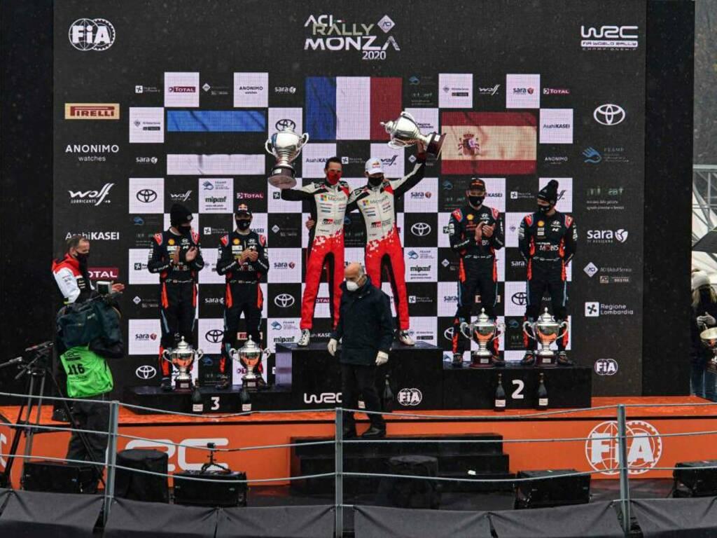 ACI Rally di Monza 2020
