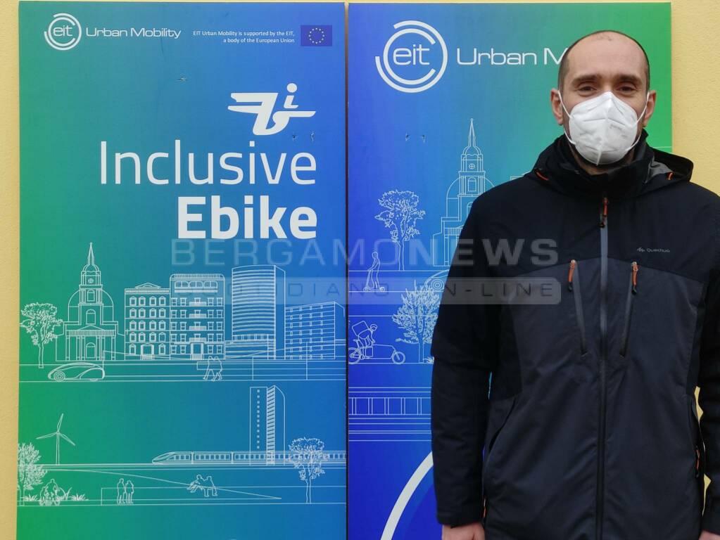 Bicicletta per disabili