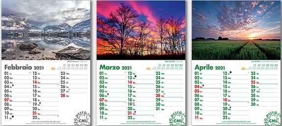 calendario cml 2021